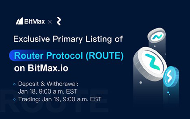 BitMax.io Announced the Primary Listing of Router Protocol (ROUTE) - Kenkarlo.com