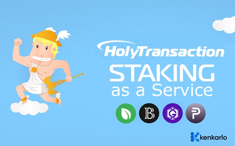 HolyTransaction users can now stake Gridcoin, Blackcoin, Peercoin, and PIVX - KenkarloDotcom