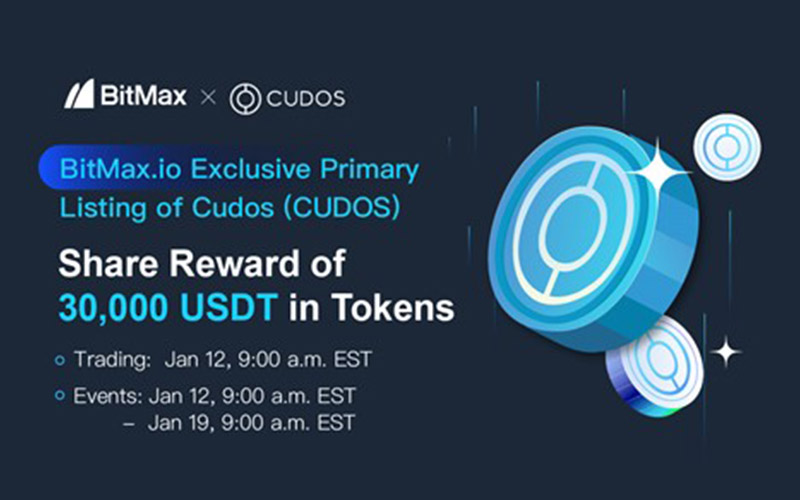 BitMax.io Announced the Primary Listing of Cudos to Support Off-Chain Compute Integrations - Kenkarlo.com