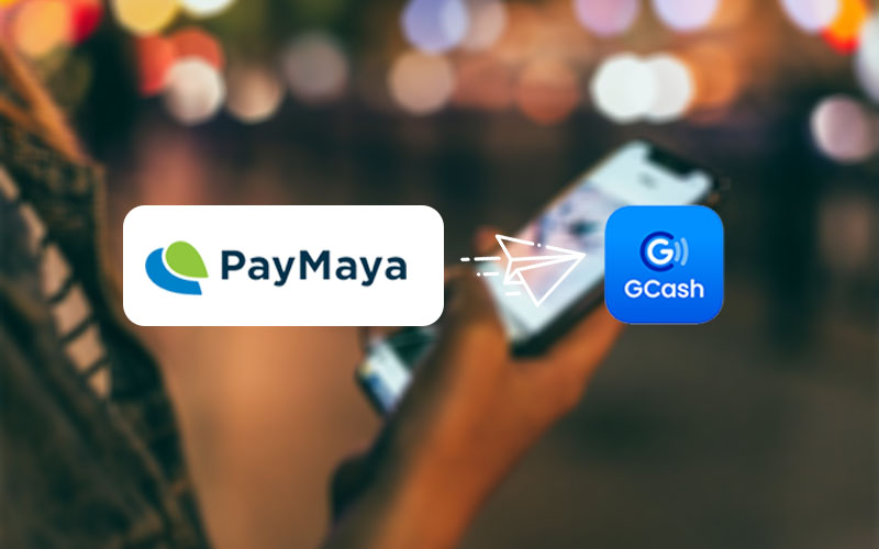 How to Transfer funds from Paymaya to your Gcash Account?