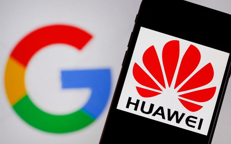Huawei Warns Trump About Fighting Google