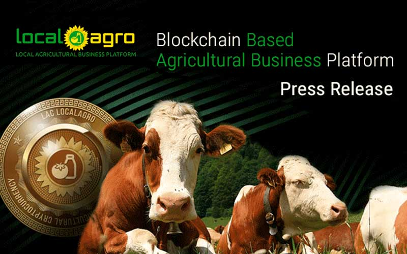 Local Agro – Blockchain Based Agricultural Business Platform - Kenkarlo.com