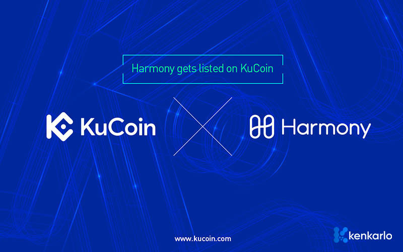 Harmony One listed on KuCoin Cryptocurrency Exchange - KenkarloDotcom