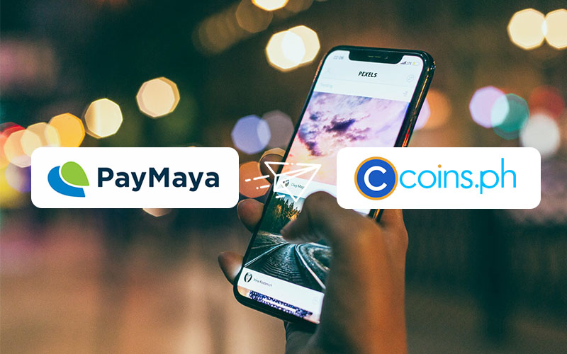 How to transfer funds from Paymaya to Coins.ph - KenkarloDotcom
