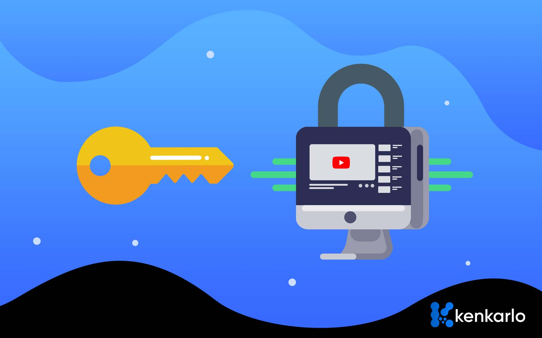 How to Keep your Youtube Channel Safe And Secured from Hackers - Kenkarlo.com
