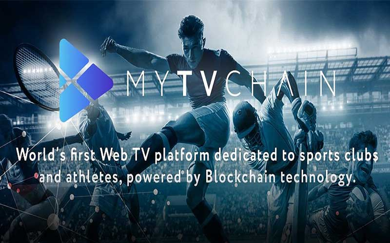 MyTvChain.com Record Growth For The First Blockchain Web Tv Platform Dedicated to Sports Clubs and Athletes - Kenkarlo.com