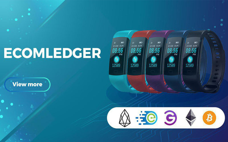 The Ecom Platform grows with the Development of its Fitband - KenkarloDotcom