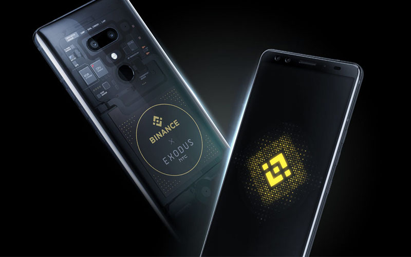 The first Blockchain Phone to integrate the Binance Chain - Kenkarlo.com