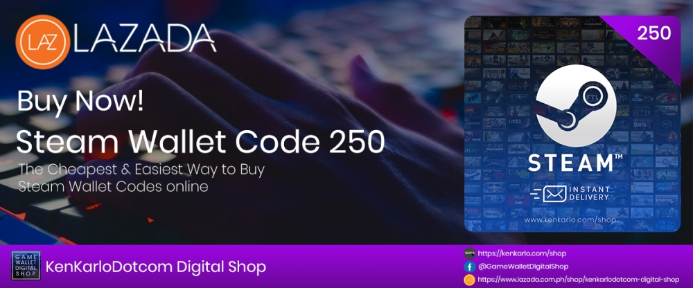 KenKarloDotcom Digital Shop - Lazada