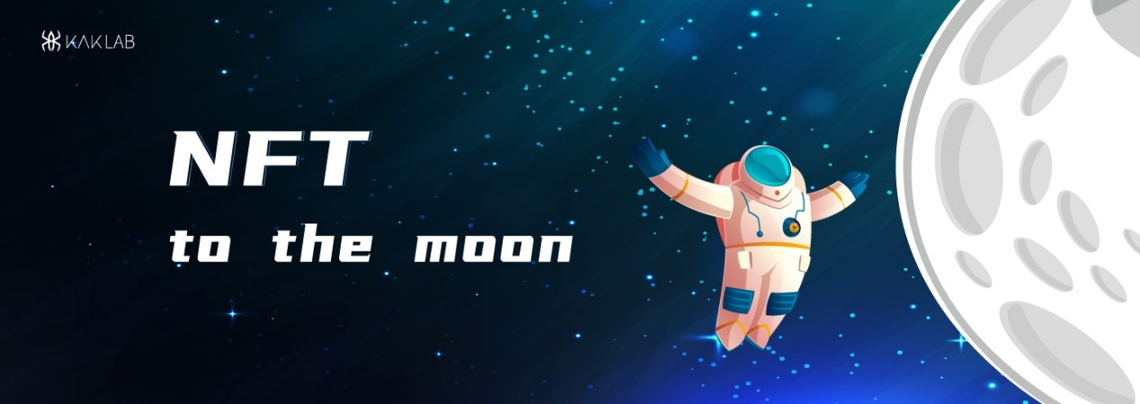 NFT to the moon
